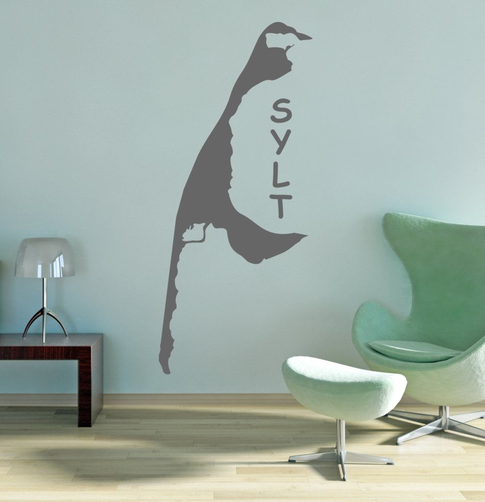 "Fascinating Wandtattoo Bilder Ideas Of Insel ""sylt"""